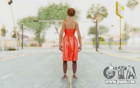 Mafia 2 - Joes Girlfriend pour GTA San Andreas troisième écran