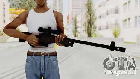 L96 pour GTA San Andreas