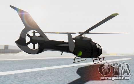 GTA 5 Maibatsu Frogger Civilian IVF pour GTA San Andreas laissé vue