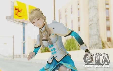 Dynasty Warriors 7 Wang Yuanji Fantasy DLC pour GTA San Andreas