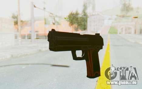 APB Reloaded - Obeya FBW pour GTA San Andreas