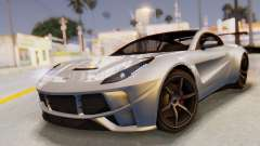 GTA 5 Dewbauchee Seven 70 SA Lights