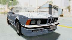 BMW M635 CSi (E24) 1984 IVF PJ1
