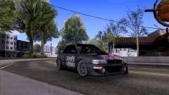 Subaru impreza 22B (SUICIDE SQUAD)