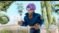 Dragon Ball Xenoverse Future Trunks SJ