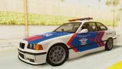 BMW M3 E36 Police Indonesia