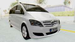 Mercedes-Benz Viano W639 2010 Long Version