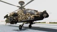 AH-64 Apache Leopard