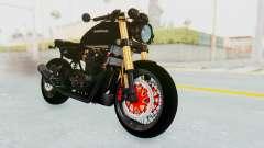 Kawasaki Z1000 Moghe Cafe Racer