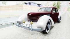 Cord 812 Charged Beverly Low Chrome pour GTA San Andreas