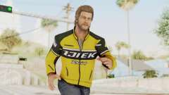 Dead Rising 3 Chuck Greene on DR2 Outfit