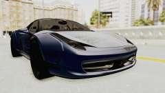 Ferrari 458 VPM Crew