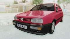 Volkswagen Golf 3 1994 pour GTA San Andreas