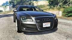 Audi A8 FSI 2010