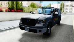 Ford F-150 Indonesian Police K-9 Unit