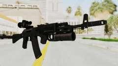 AK-74M v3