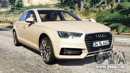 Audi A4 2017 pour GTA 5