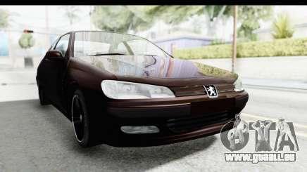 Peugeot 406 Coupe pour GTA San Andreas