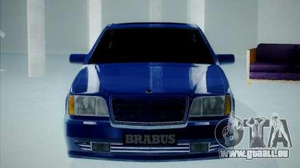 Mercedes Benz W140 Brabus pour GTA San Andreas
