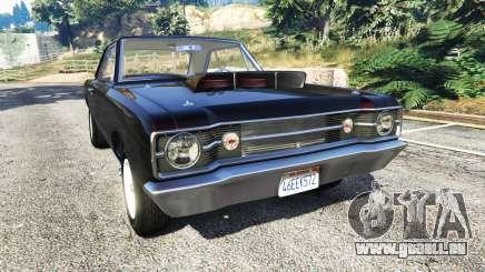 Dodge Dart 1968 Hemi pour GTA 5