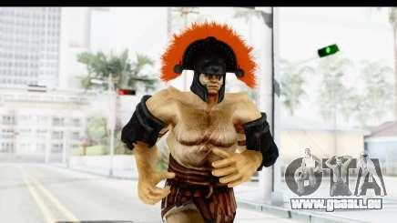 God of War 3 - Hercules v1 für GTA San Andreas