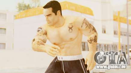 Def Jam Fight For New York - Henry Rollins pour GTA San Andreas
