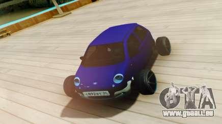 Daewoo Matiz R20 Vossen für GTA San Andreas