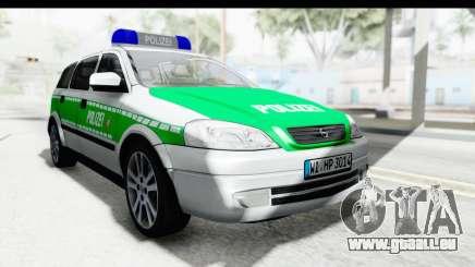 Opel Astra G Variant Polizei Bayern für GTA San Andreas