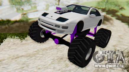 Nissan 300ZX Monster Truck für GTA San Andreas