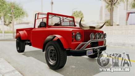 GTA 5 Canis Bodhi IVF für GTA San Andreas
