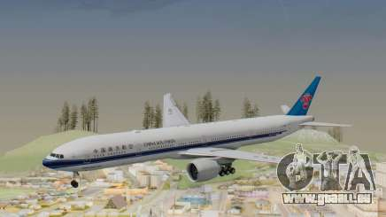 Boeing 777-300ER China Southern Airlines für GTA San Andreas