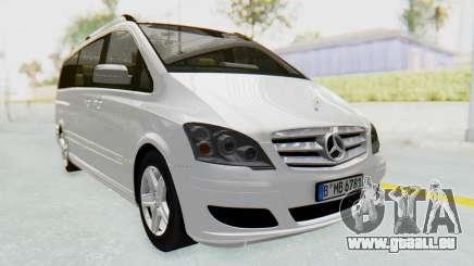 Mercedes-Benz Viano W639 2010 Long Version für GTA San Andreas