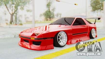 Mazda RX-7 FC3S BN Sport für GTA San Andreas