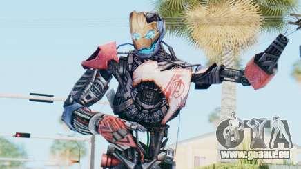 Marvel Future Fight - Ultron Mk1 pour GTA San Andreas