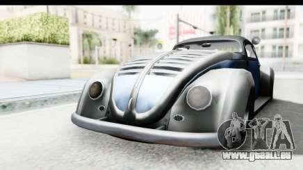 Volkswagen Beetle 1963 Hotrod für GTA San Andreas
