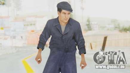 Mafia 2 - Joe Empire Arms Clothes pour GTA San Andreas