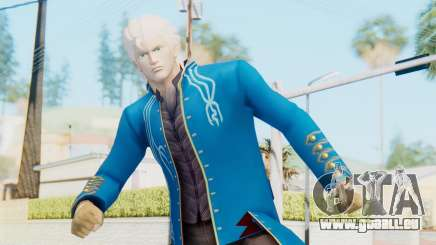 Ultimate Marvel Vs Capcom 3 Vergil für GTA San Andreas