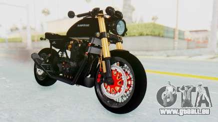 Kawasaki Z1000 Moghe Cafe Racer für GTA San Andreas