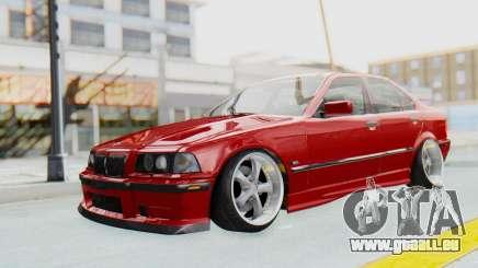 BMW M3 E36 2.5 TDS pour GTA San Andreas