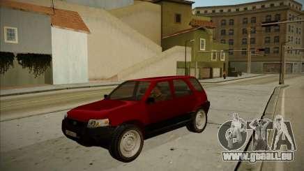 Ford Escape 2005 für GTA San Andreas