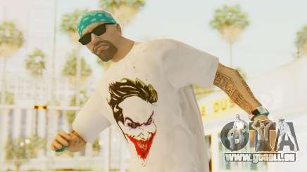 The Joker Skin pour GTA San Andreas