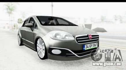 Fiat Linea 2014 pour GTA San Andreas