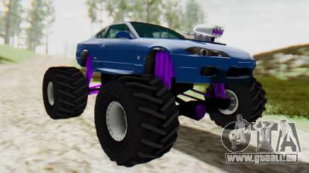 Nissan Silvia S15 Monster Truck pour GTA San Andreas