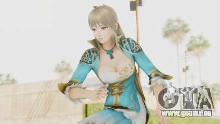 Dynasty Warriors 8 - Wang Yuanji für GTA San Andreas