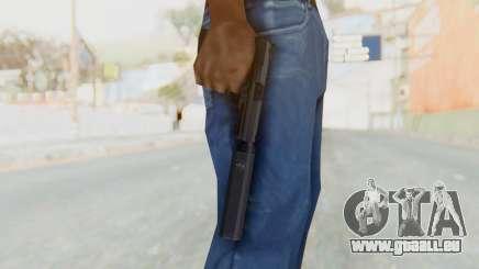 H&K 45 Silenced für GTA San Andreas