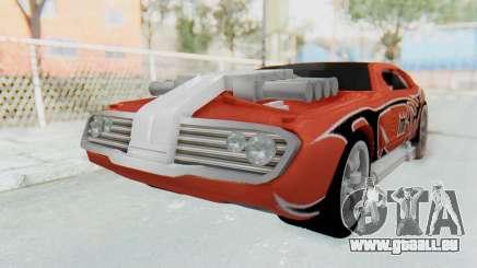 Hot Wheels AcceleRacers 2 für GTA San Andreas