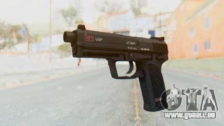 H&K 45 für GTA San Andreas
