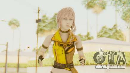 Final Fantasy XIII - Lightning Electronica pour GTA San Andreas