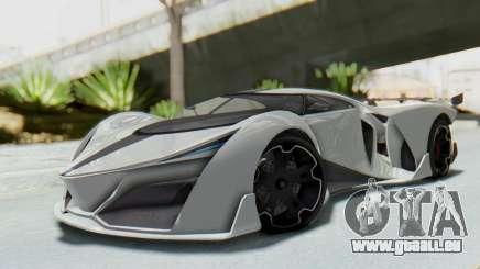 GTA 5 Grotti Prototipo v2 für GTA San Andreas