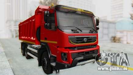Volvo FMX 6x4 Dumper v1.0 pour GTA San Andreas